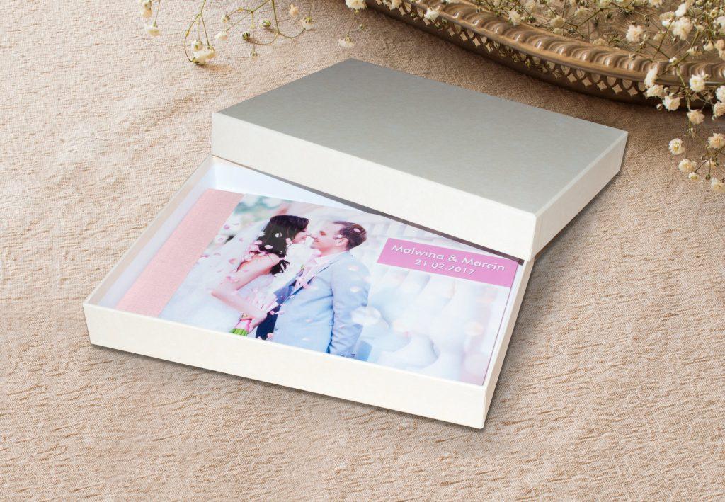 Pudełko na fotoalbum